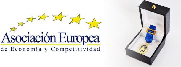 medalla europea del merito al trabajo