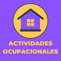 Actividades Ocupacionales