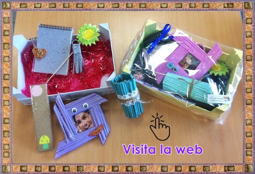 web productos artesanales