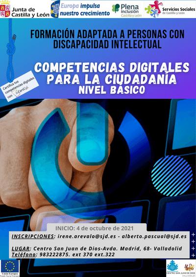 Competencias Digitales para la ciudadanía