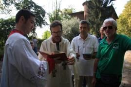 Padre Nicola ed Ambrogio Veccio