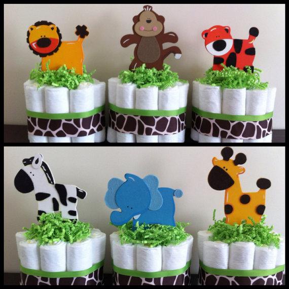 Baby Shower Safari Nino Decoracion.Decoraciones Para Baby Shower De Varon Animalitos Free