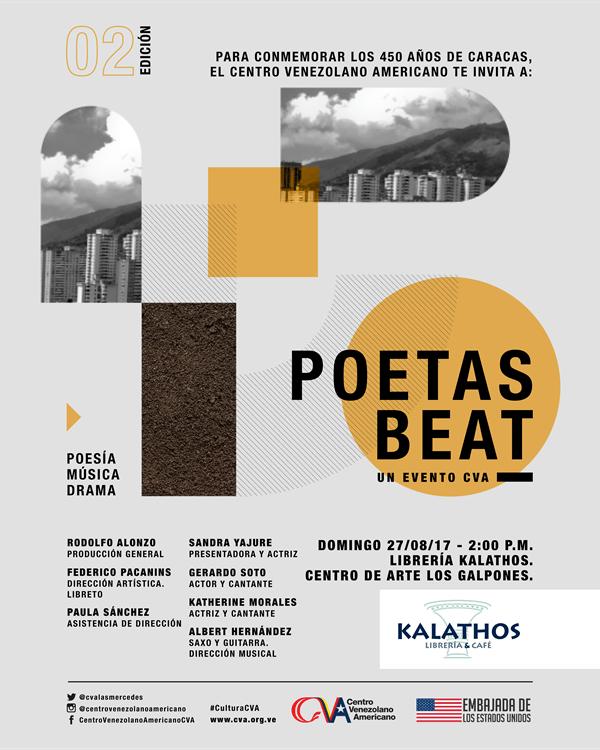 Poetas Beat - Kalathos