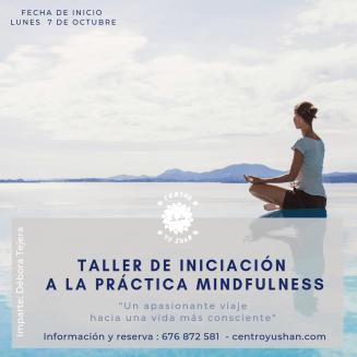 Taller de iniciación a la practica mindfulness