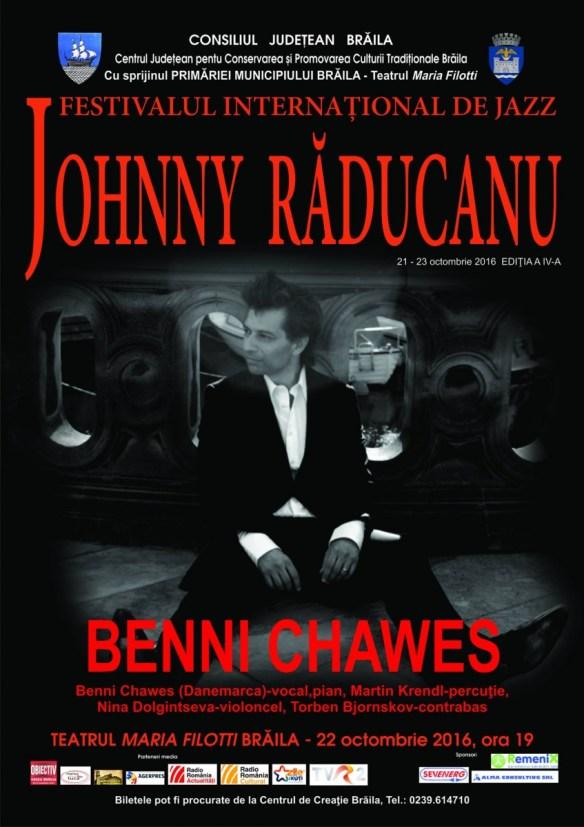 Benni Chawes quartet