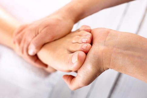 masaż stóp w Swarzędzu koło Poznania