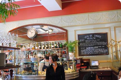 bouchon interior bar