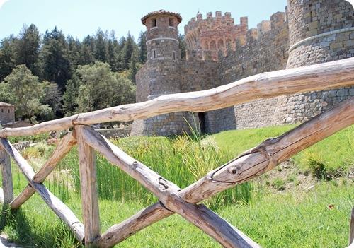 castle fence