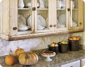 country living in kitchen