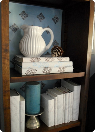 left side shelf