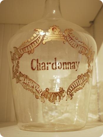 vintage home wine jug