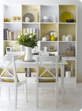 whole lotta lovely shelf