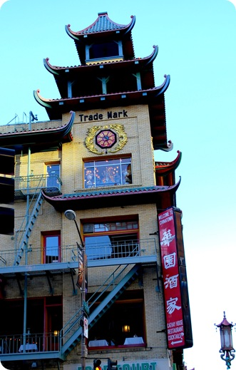 china town corner