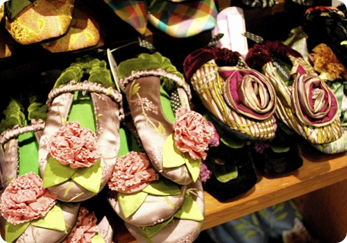 china town slippers