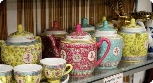 longevity teapots