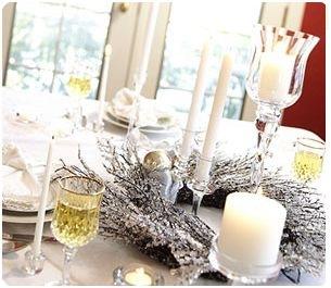 bhg wreath on table