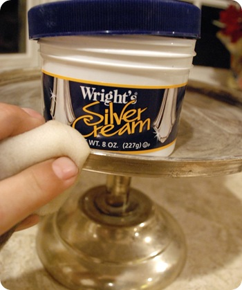 silver polish wrights silver cream