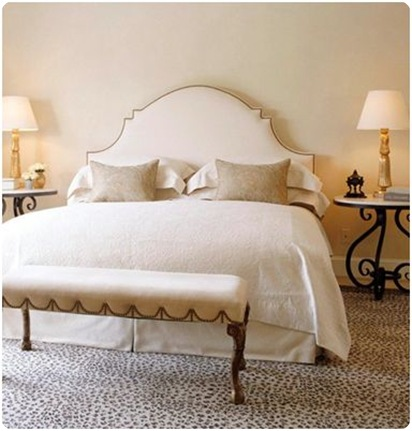 better homes and gardens upholstered headboard