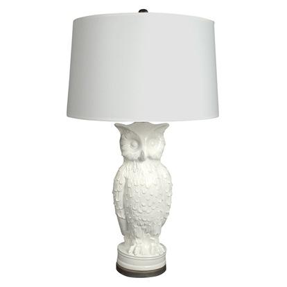 owl lamp 1st dibs