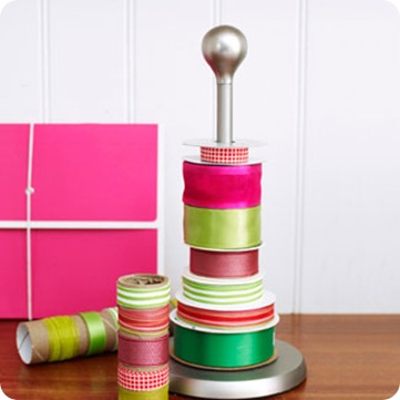 ribbon on a roll good housekeeping