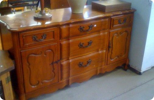 honey dresser