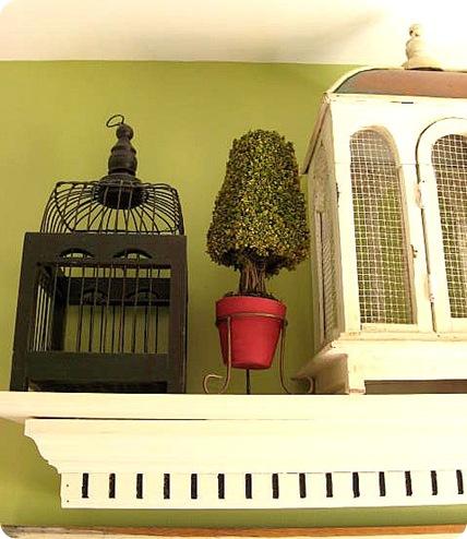 LR shelf
