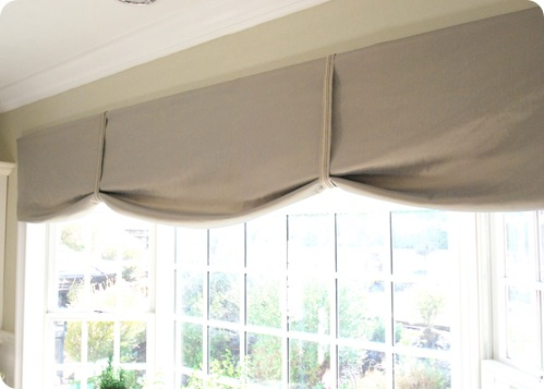 kitchen valance