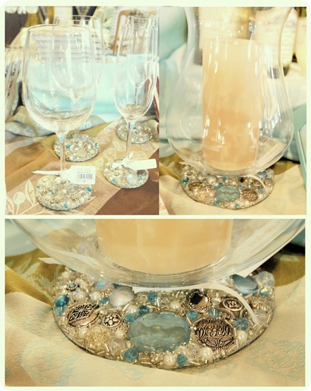 diy project wineglasses