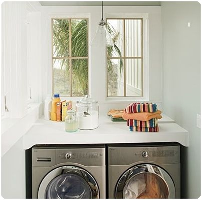 southern living idea house laundry
