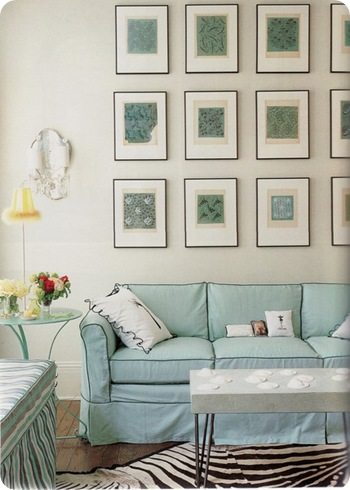 style court blue sofa