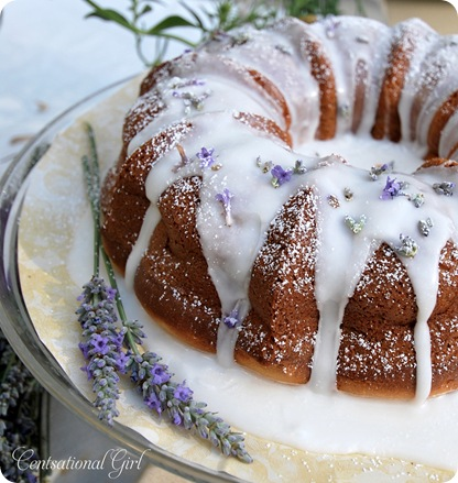 cg lavender lemon cake