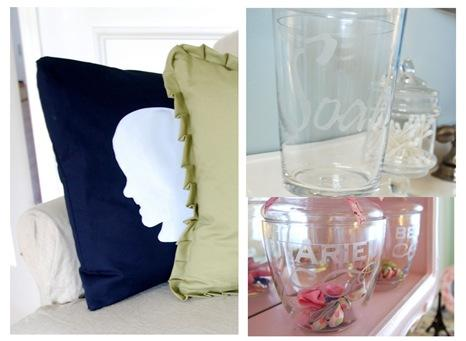 silhouette craft projects