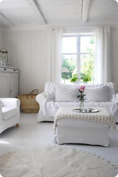 white slipcovers myidealhome