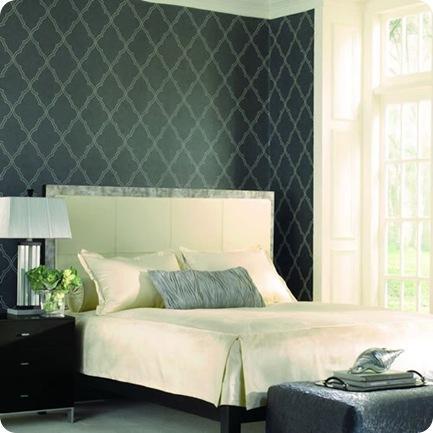 york lattice wallpaper