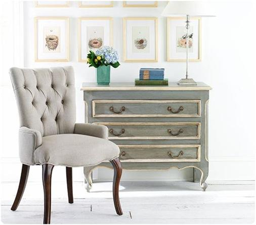 french chest of drawers wisteria