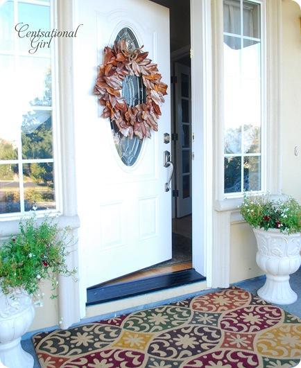 cg front porch fall wreath