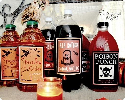 cg kid drink labels