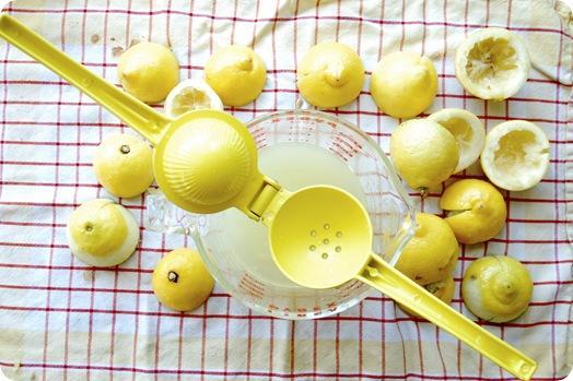 squeeze lemon juice