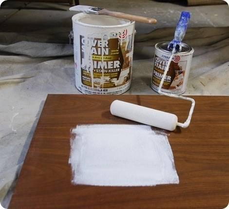 zinsser oil based primer