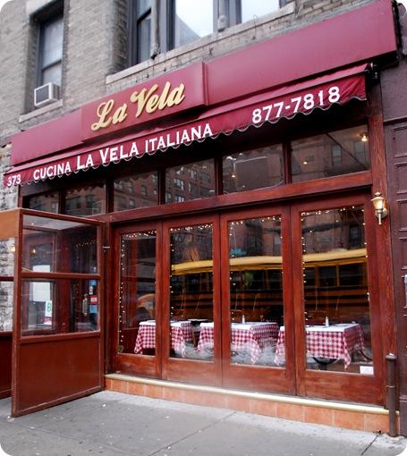 italian restaurant new york