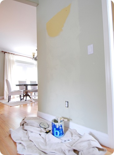 patch blank wall