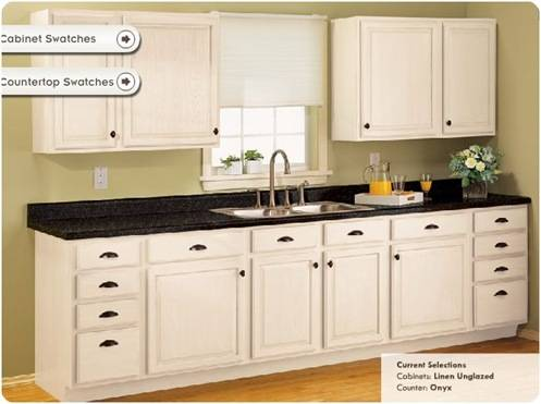 cabinet and countertop solution