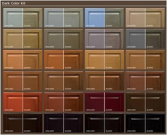 dark color kit