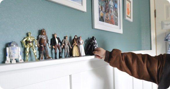 band of rebels on shelf
