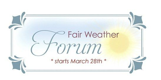 fair weather label