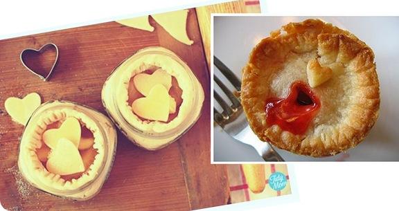 bake pie in a jar