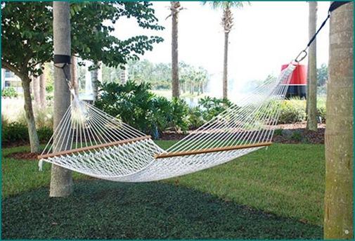empty hammock