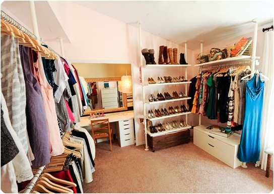 fashionista closet