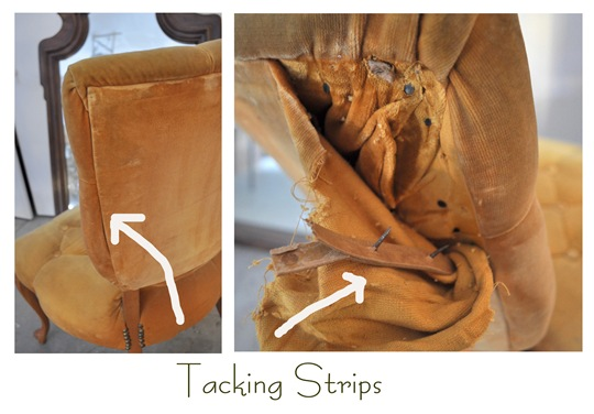 tacking strips