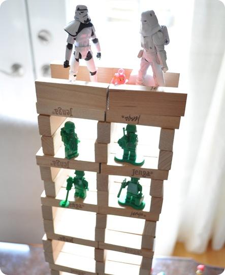 little boy tower